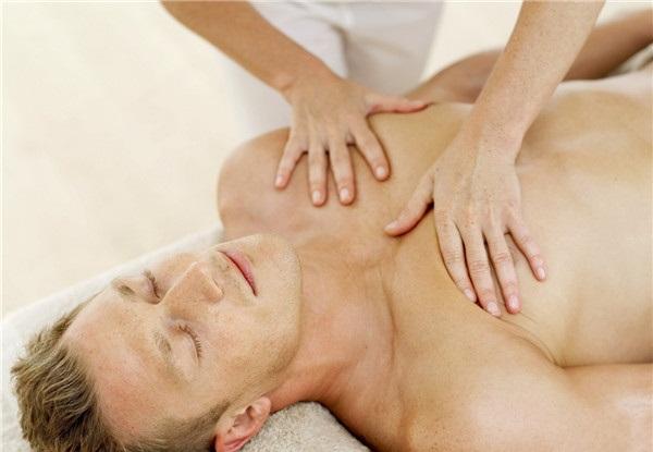массаж груди фото